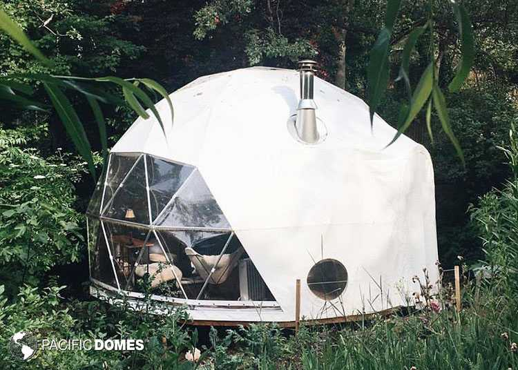 20ft Dome Home