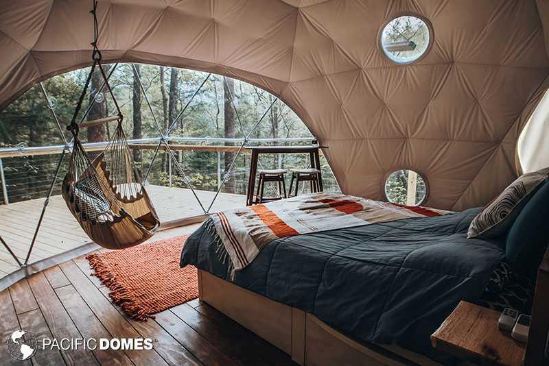 Dome Home Interior