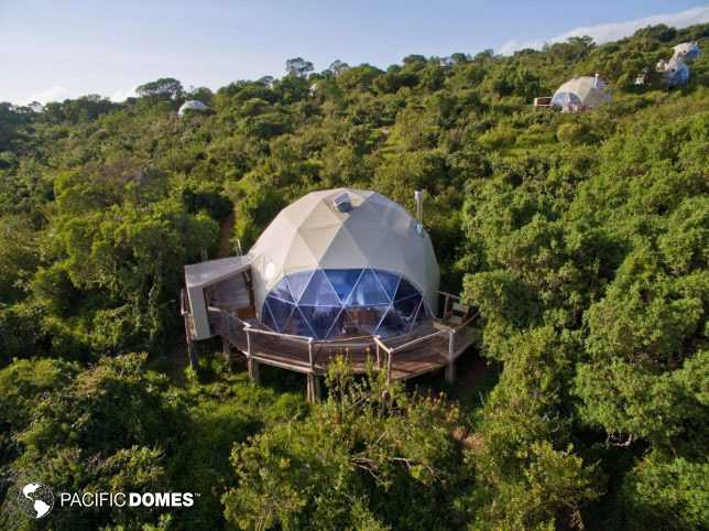 dome, glamping, glamping dome