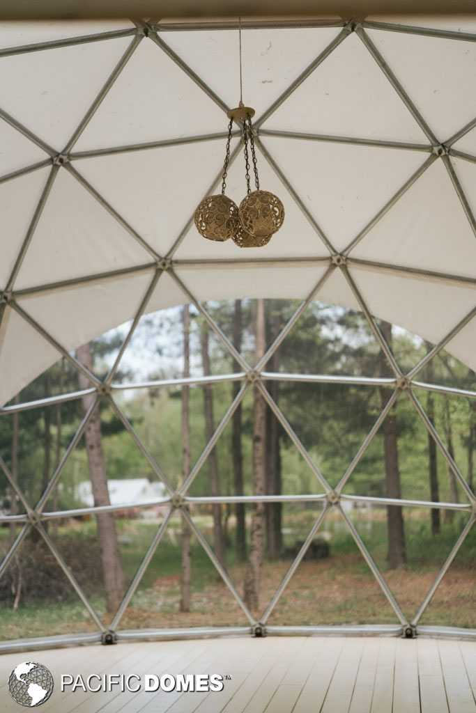 event dome, geodesic domes, wedding in a geodesic dome, pacific domes