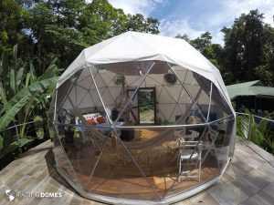 glamping, glamping dome, glamping tent, glamping options