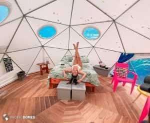 glamping, glamping dome, glamping domes, glamping tent