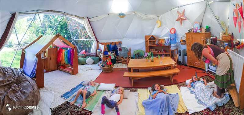 Dandelion Dome School