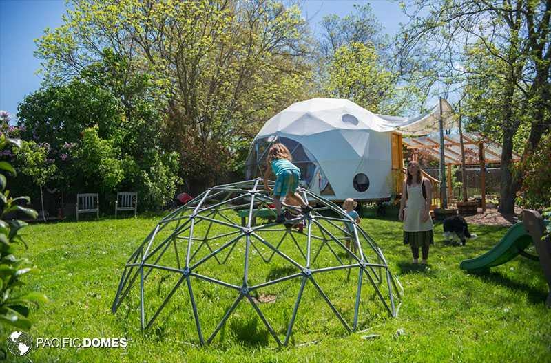 climbing dome, backyard dome, dome school, home school