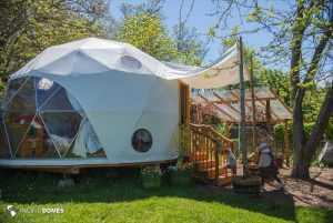 dome school, home school, school dome, backyard dome