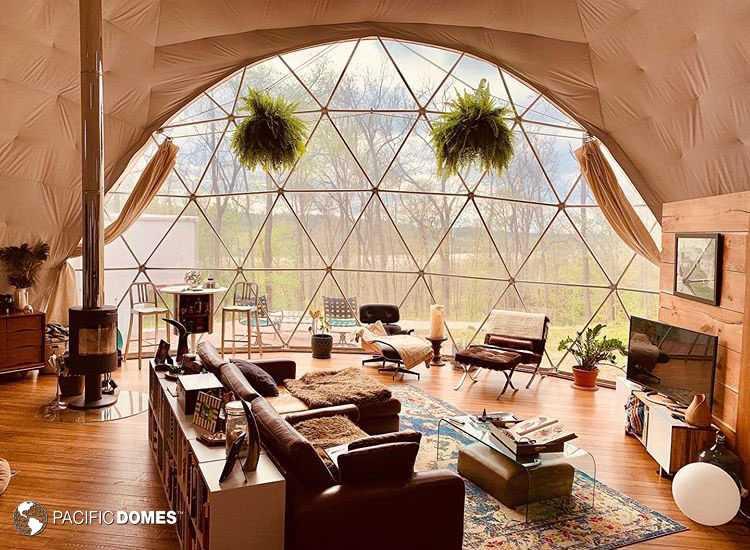 Eco-Dome Home
