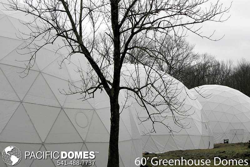 greenhouse domes, biospheres