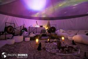 quantum healing dome