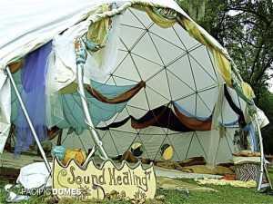 Sound Healing Dome