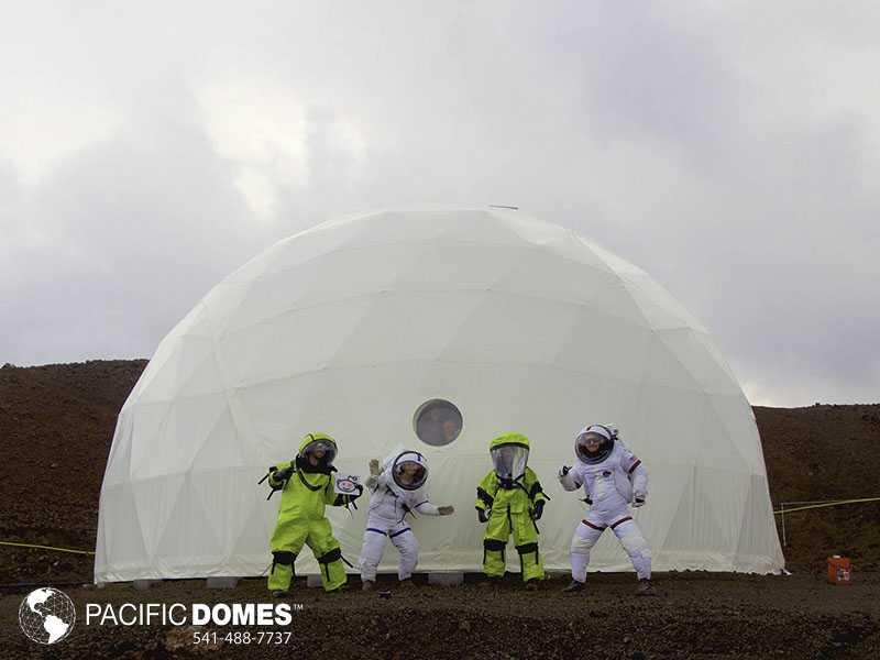 Mission Mars Dome