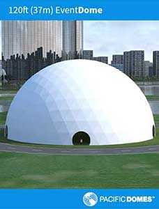 120ft Event Dome Brochure