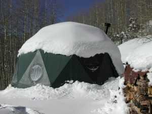 Dome Home Telluride Thermoshield