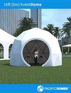 16ft Event Dome Brochure