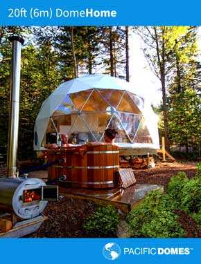 20ft Dome Home Brochure