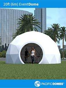20ft Event Dome Brochure