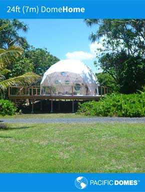 24ft Dome Home Brochure