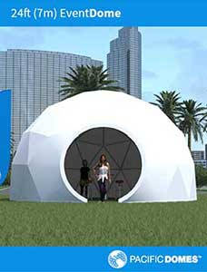 24ft Event Dome Brochure