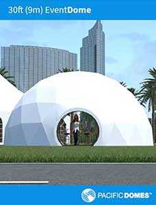 30ft Event Dome Brochure