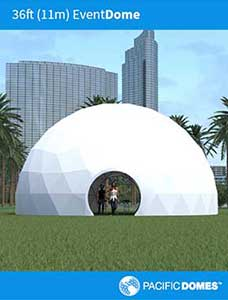 36ft Event Dome Brochure