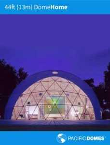 44ft Dome Home Brochure