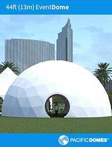 44ft Event Dome Brochure