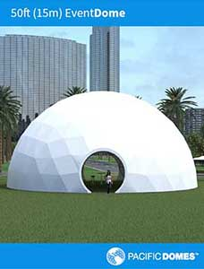 50ft Event Dome Brochure