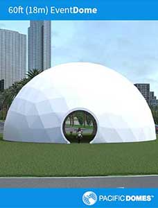 60ft Event Dome Brochure