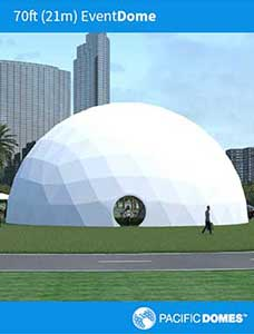 70ft Event Dome Brochure