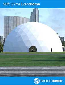 90ft Event Dome Brochure