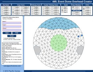 Dome Overhead Creator