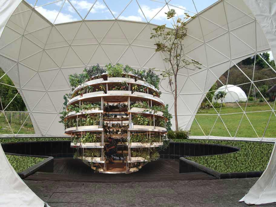 Pacific Domes - Grow Room
