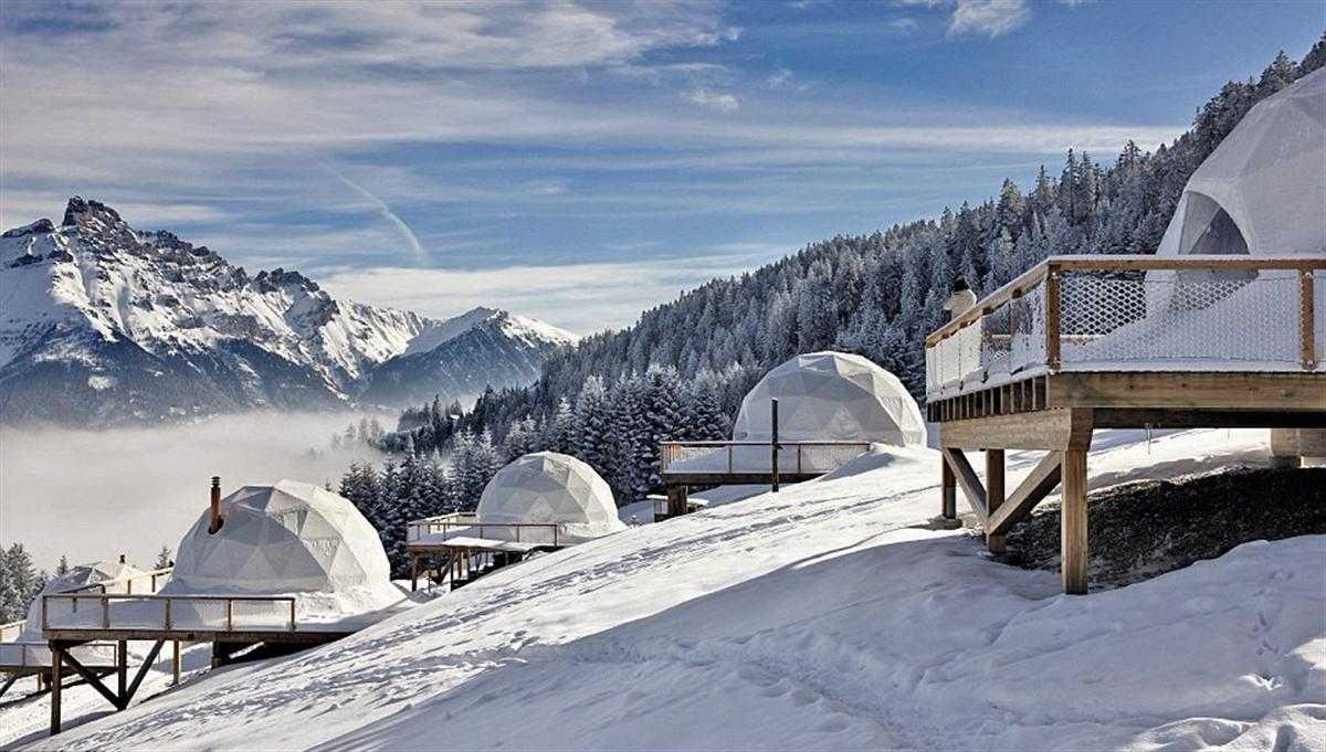 White Pod, Switzerland