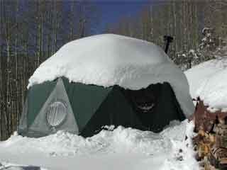 16ft Dome - Thermosheild Insulative Paint