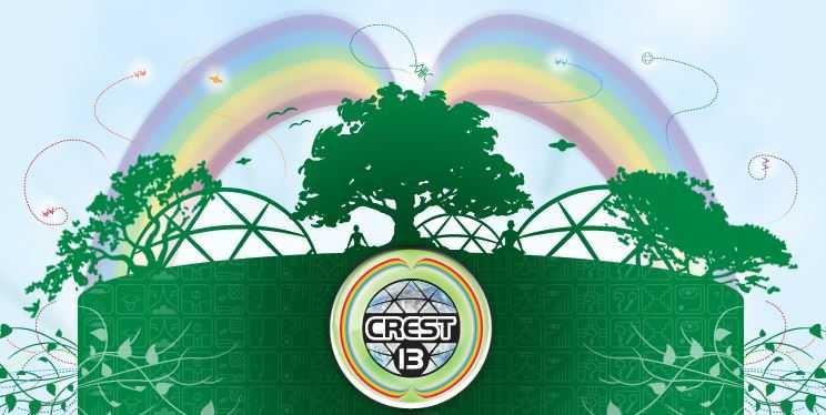 Crest 13 Geodesic Domes Worldwide