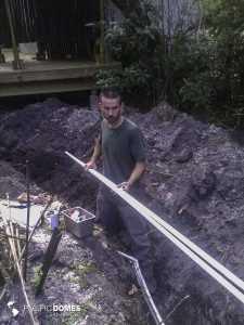 DIY Plumbing for Dome