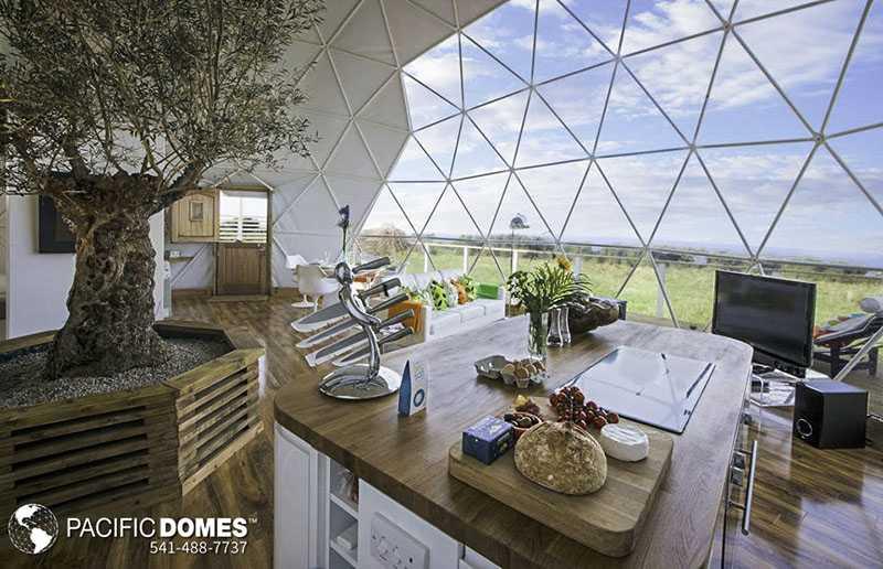 Pacific Domes - Escape Podz Dome