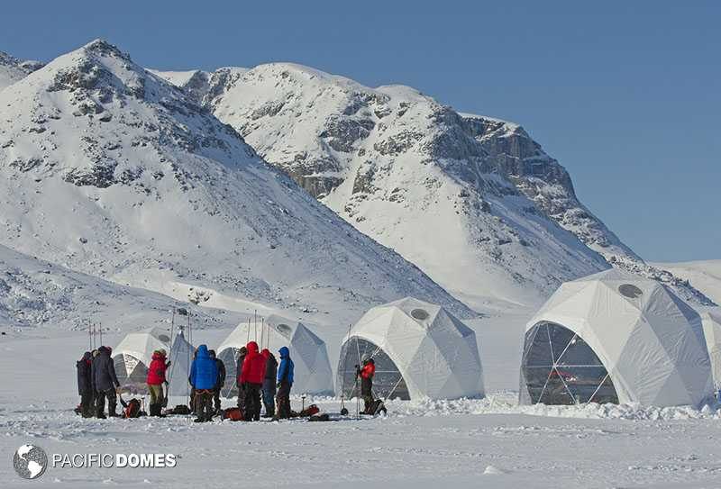 Weber Arctic Dome