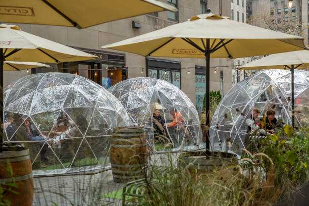 Outdoor Dining Dome