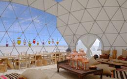 Amzaing Escapes Glamping Domes