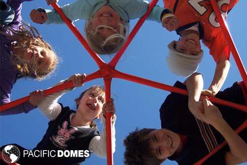 Pacific Domes - Climbing Domes
