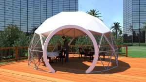 Pacific Domes - Dining Domes