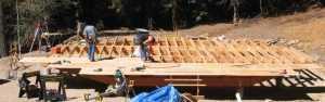 Dome Floor Build