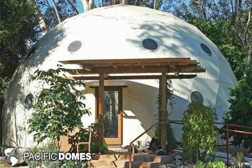 Pacific Domes - Dome Homes