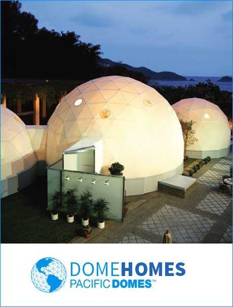 Dome Homes Brochure