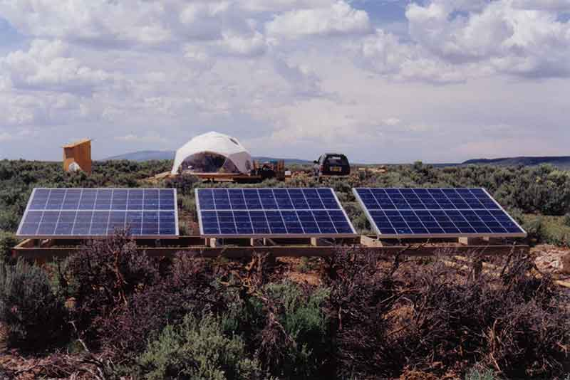 Domes - Energy Efficient