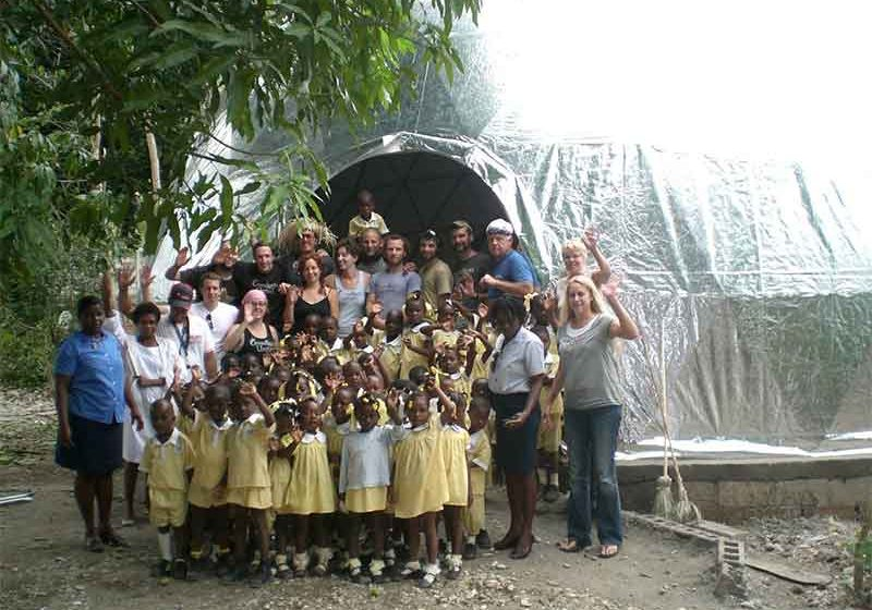 Domes for Orphanages