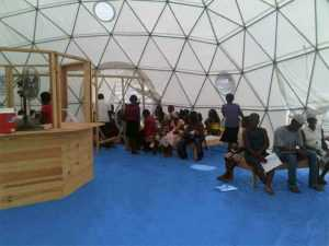 Domes for Medical Centers