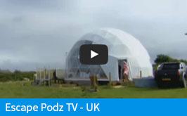 Escape Podz Dome Video