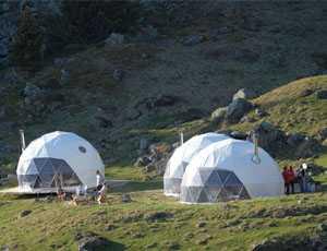 Glamping Domes - Switzerland