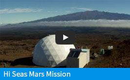 Hi Seas Mars Mission Dome
